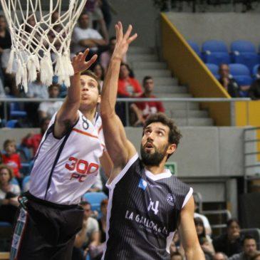 La Gallofa Cantbasket no falla en su debut en el Palacio (88-64)