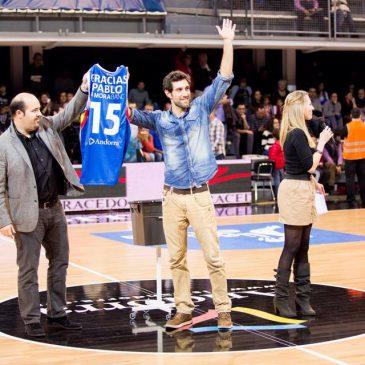 Pablo Sánchez, homenajeado en Andorra