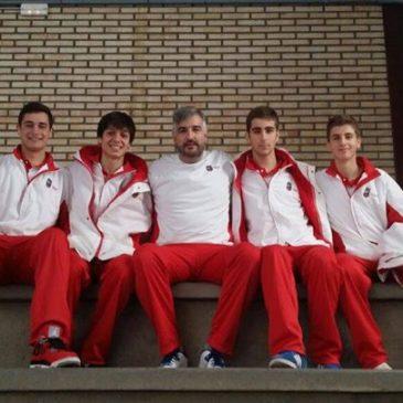 Cuatro jugadores y un entrenador de Cantbasket 04 estarán en el Campeonato España Cadete
