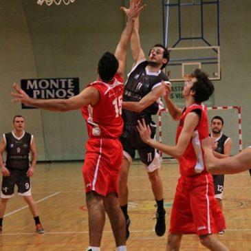 La Gallofa Cantbasket se hunde en el último cuarto frente al Universidad de Valladolid