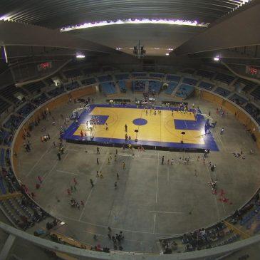 390 niños participan en el Baby Basket organizado por Cantbasket