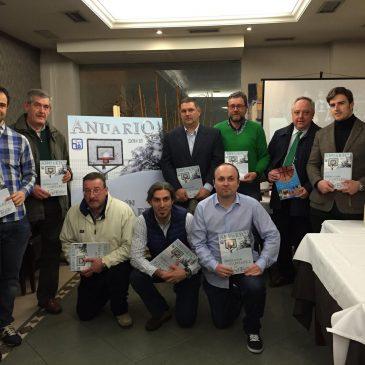 Presentado el XII Anuario de la Federación Cántabra de Baloncesto