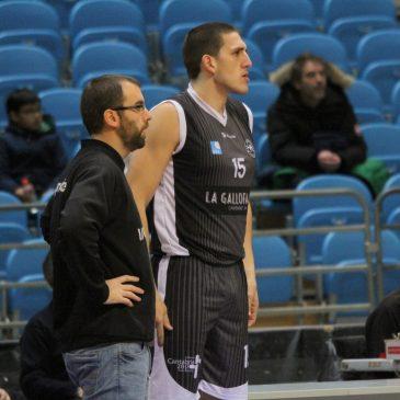 La Gallofa Cantbasket recibe al Fundación Baloncesto Valladolid