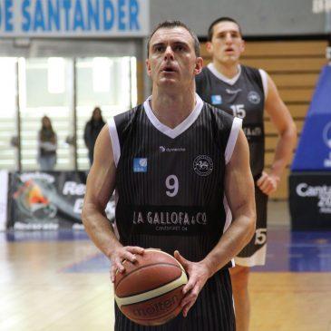 La Gallofa Cantbasket recibe en el Palacio a un Take Tolosa en racha