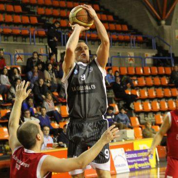 La Gallofa Cantbasket no falla en Burgos (79-85)