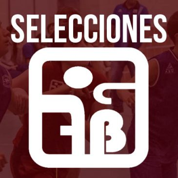 10 jugadores de Cantbasket 04 preconvocados con la Selección