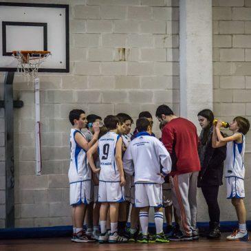 La competición descansa para todo los equipos de Cantbasket