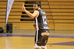 Jorge Barquín señalando una jugada | Foto: Pablo Lanza