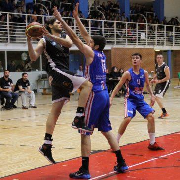 La Gallofa Cantbasket se despide de su afición en el Pabellón Exterior de La Albericia
