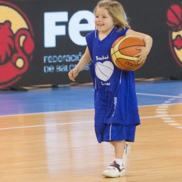 La jugadora Baby, Elena Marín, protagonista en el España – Turquía