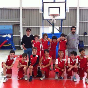Cantbasket Sagrada Familia, Campeón de la 2ª División Masculina
