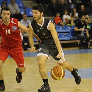 La Gallofa Cantbasket mantiene la tercera posición tras remontar al Universidad de Valladolid (82-77)