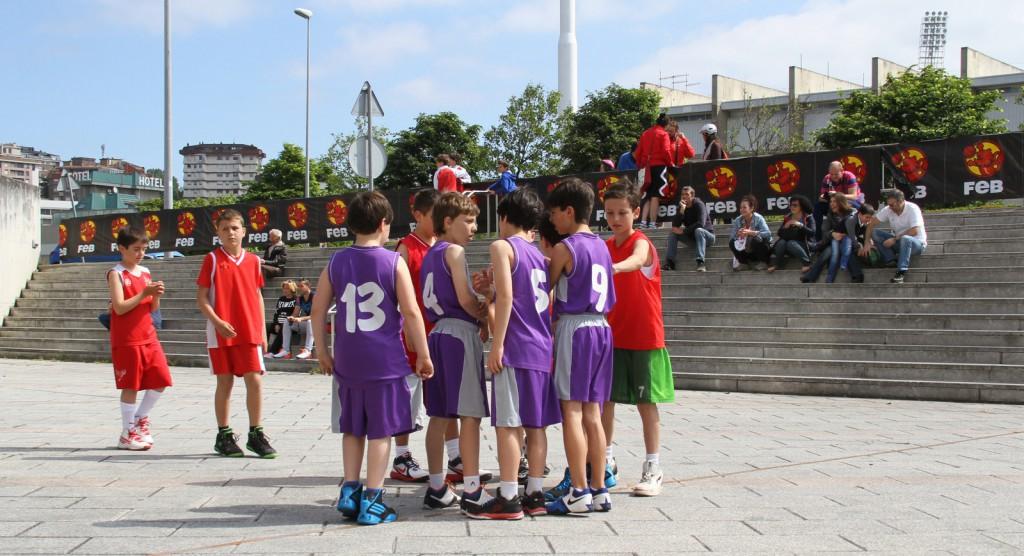 El baloncesto no para en verano