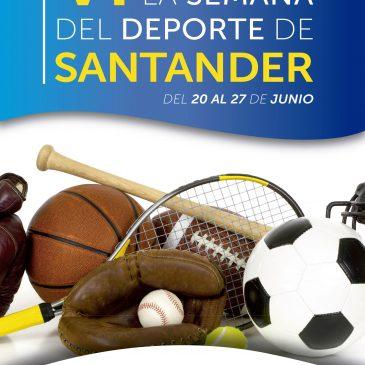 ¡Participa en el Torneo 3×3 de la Semana del Deporte de Santander!