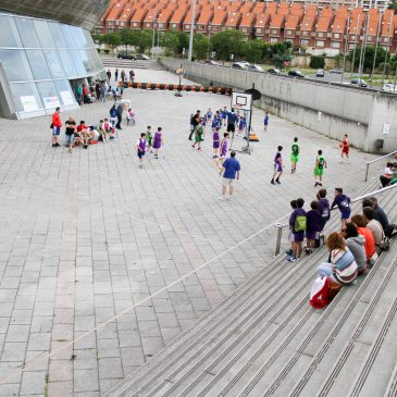 500 participantes se dan cita en el Torneo X Aniversario La Gallofa Cantbasket