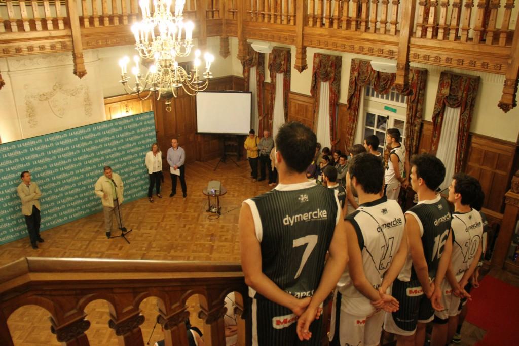 El acto contó con la presencia de patrocinadores, colaboradores, aficionados y medios de comunicación | Foto: Pablo Lanza