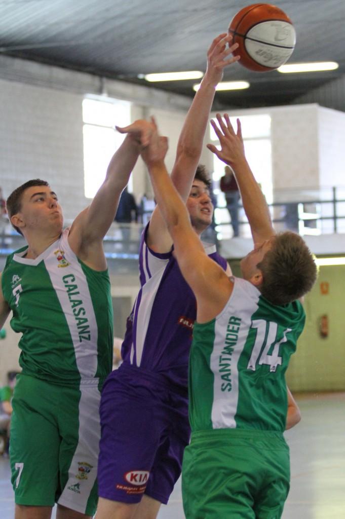 El Junior de La Gallofa & Co ganó al CB Calasanz | Foto: Pablo Lanza