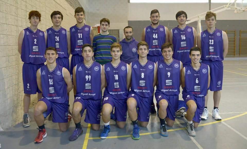 Miguel Arroyo Cantbasket se estrenó en Primera División