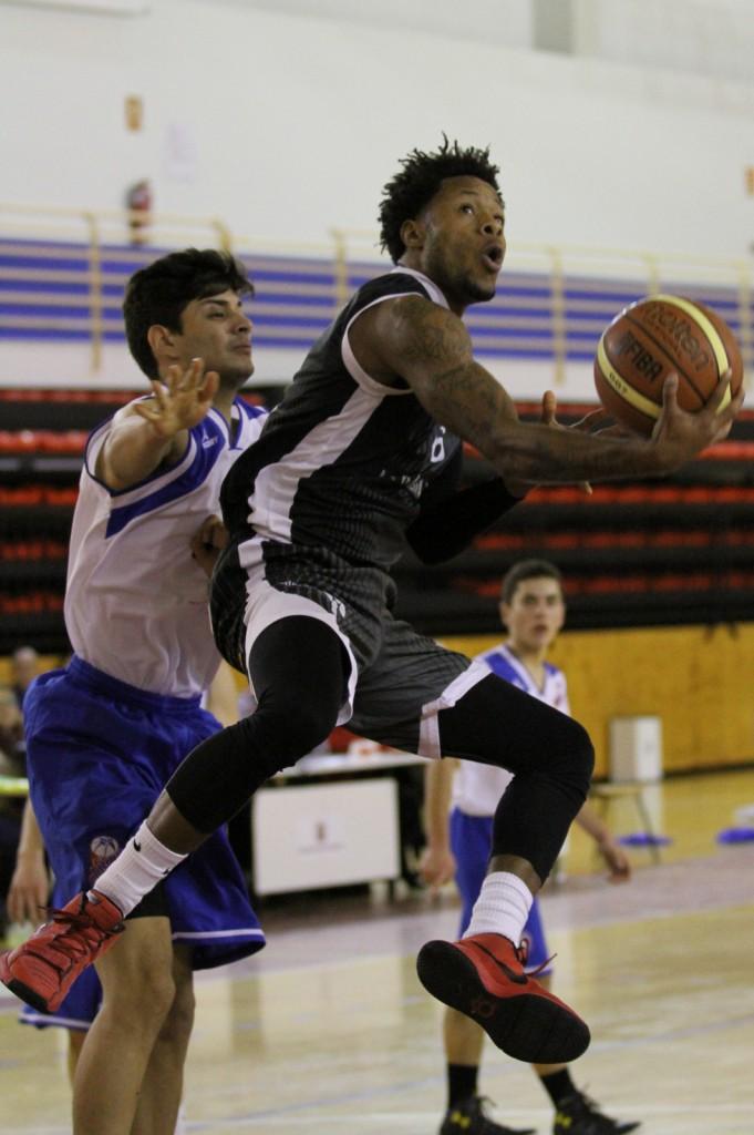 DeAngelo Hailey anotó 30 puntos | Foto: Pablo Lanza