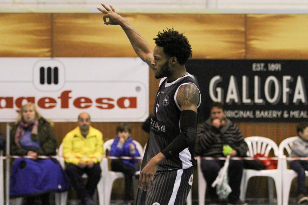 DeAngelo Hailey anotó 27 puntos y fue el MVP del partido | Foto: Pablo Lanza