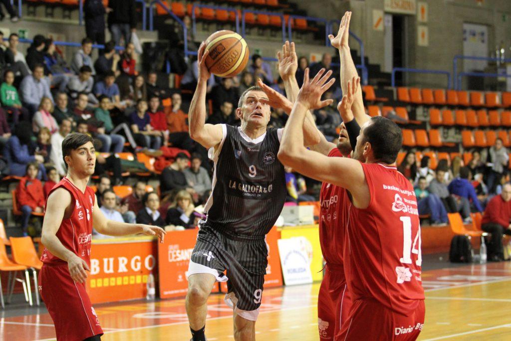 Miguel Blanco, MVP del partido tras anotar 22 puntos | Foto: Pablo Lanza
