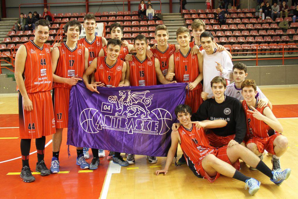 La Gallofa & Co participará por tercera vez en su historia en el Campeonato de España Junior | Foto: Pablo Lanza