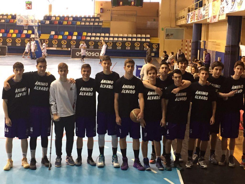 Los jugadores de La Gallofa & Co iniciaron el Campeonato de España Junior en Guadalajara