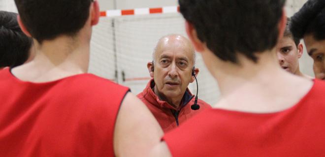 Rafael Peyró impartirá una charla a los entrenadores de Cantbasket 04