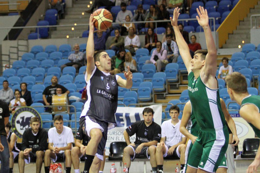 Cesar Saiz-Bustamante en acción | Foto: Pablo Lanza