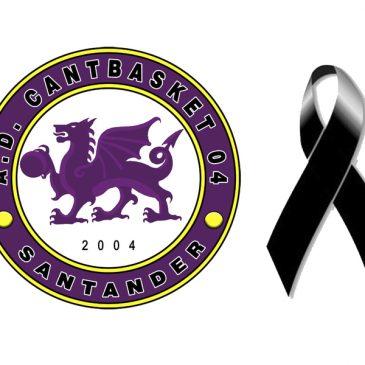 Cantbasket 04 muestra sus condolencias por el fallecimiento del padre de Joaquín Romano
