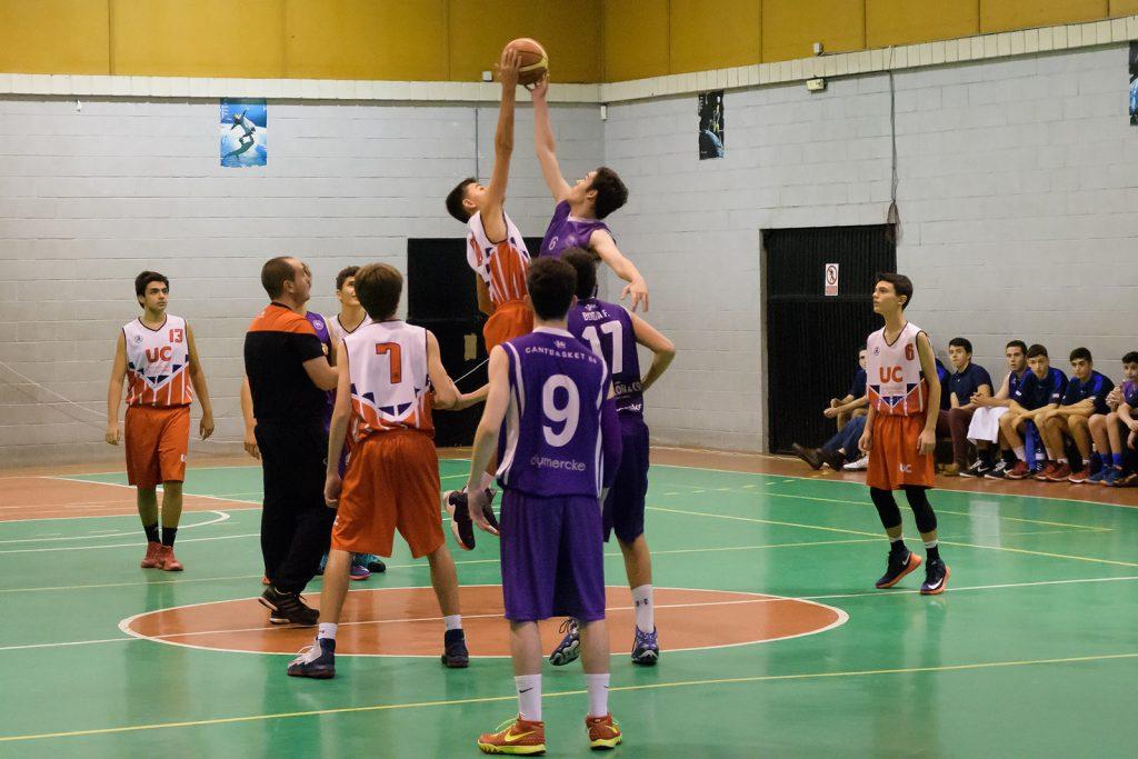 Junior Cantbasket C vs Cantbasket B