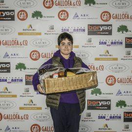 Concurso de tiro, sorteos y cheerleaders en el encuentro de Gallofa & Co ante Valladolid