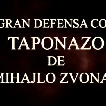 Mihajlo Zvonar protagoniza el Jugadón de la Semana 25