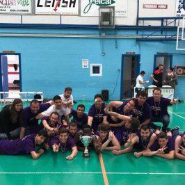 UC Cantbasket B, campeón de la Liga Autonómica 2016/2017