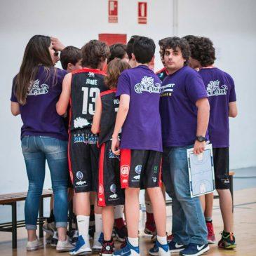 Cantbasket 04, subcampeón de Primera División Infantil