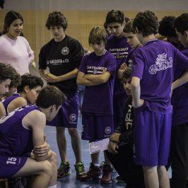 Cantbasket 04 disputa la Final Four de Primera División Infantil