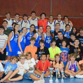 Los equipos de Cantbasket 04 ya conocen los rivales del Barcelona Basketball Cup 2017