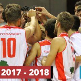 Cuarta temporada consecutiva de la A.D Cantbasket 04 en Liga EBA