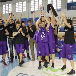 La A.D Cantbasket 04 contará con dos equipos en la máxima categoria regional
