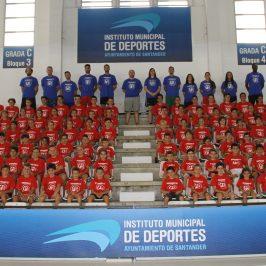 El Campus de Verano Gallofa&Co Cantbasket alcanza su XIII edición con 140 participantes