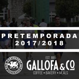 Los equipos Junior, Cadetes e Infantiles inician su pretemporada en La Albericia