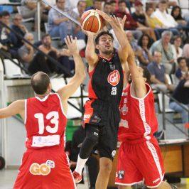 Gallofa Cantbasket recibe a Pas Piélagos en La Albericia