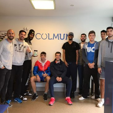 La AD Cantbasket 04 renueva el acuerdo de colaboración con COLMUN