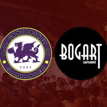 Bogart también renueva su patrocinio con la AD Cantbasket 04