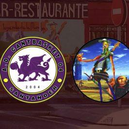 La Leyenda de La Mancha cumple su tercera temporada colaborando con Cantbasket 04