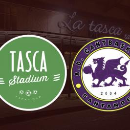 Tasca Stadium renueva su patrocinio con la AD Cantbasket 04