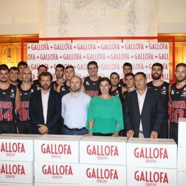 Gallofa Cantbasket presentada en sociedad en La Magdalena