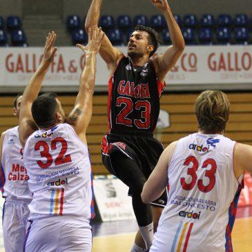 Gallofa se estrena ante su afición con victoria frente al Megacalzado Ardoi (73-53)