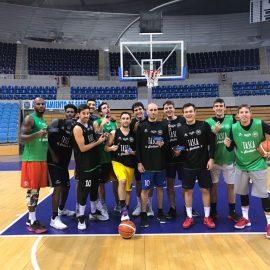 Los jugadores de Cantbasket 04 ya tienen su nuevas Gillete