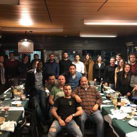 Los entrenadores de Cantbasket 04 y CB Némesis se dan cita en La Tasca Stadium